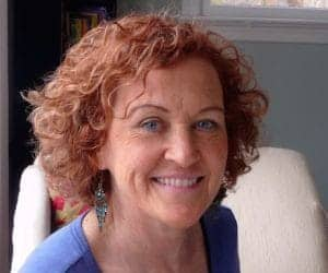Photo of Good News Network Founder, Geri Weis-Corbley