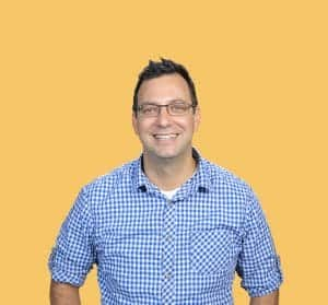 A photo of senior product manager Jeremy Benoit