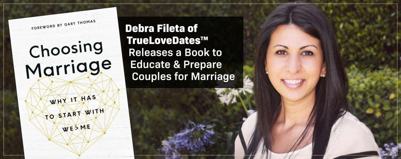 Debra Fileta's New Book Prepares Couples for Marriage