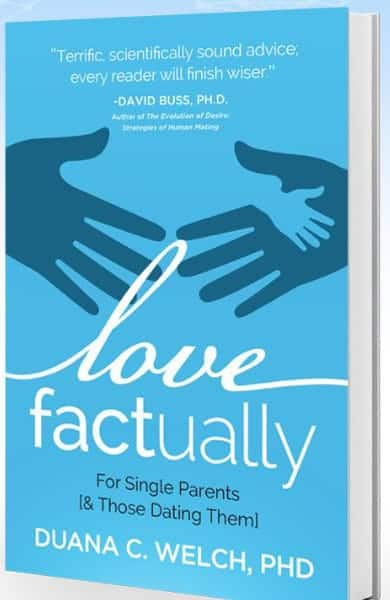 Cover of Love Factually for Single Parents & Those Dating Them