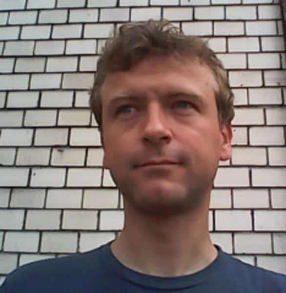 Photo of Michiel de Jong of ToS;DR