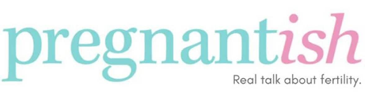 The Pregnantish logo