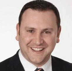 Portrait of Geoff Schiller, Chief Revenue Officer at PopSugar