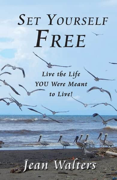 Cover of Set Yourself Free by Jean Walters