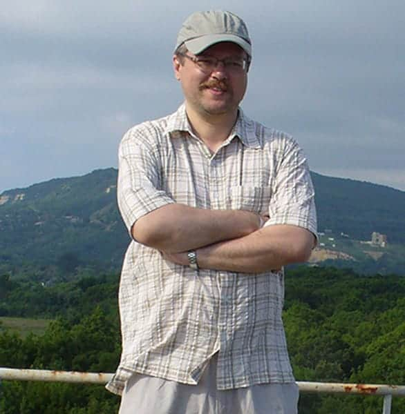Photo of Fedor, Founder of LuvFree.com