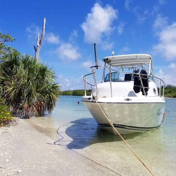 Photo of a Boatsetter rental boat in Florida