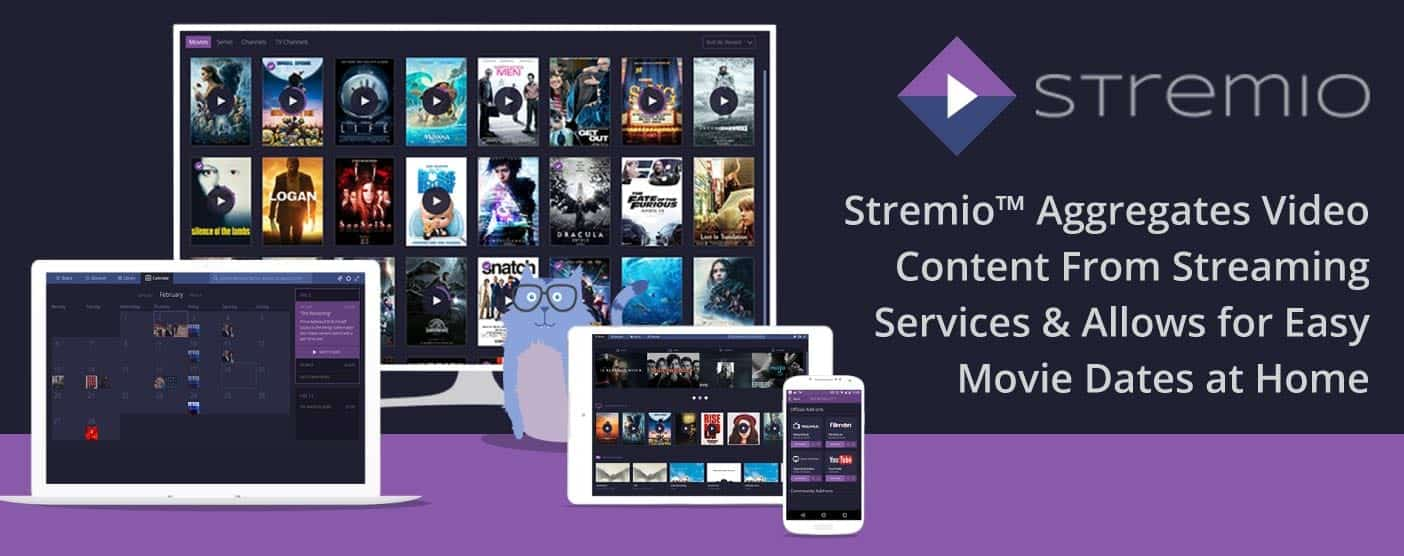 Stremio™ Aggregates Video Content for Easy Movie Dates at Home