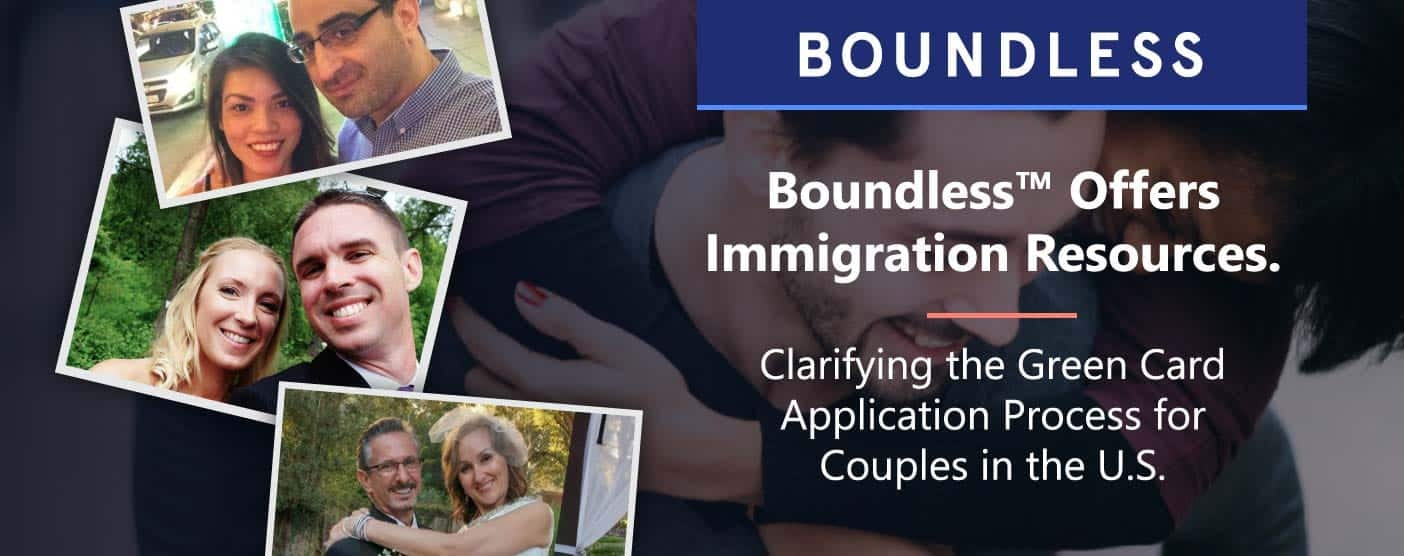 Boundless™ Offers Immigration Resources to Clarify the Green Card Application Process for Couples in the U.S.
