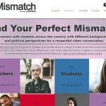 Mismatch Aims to Connect Liberals & Conservatives