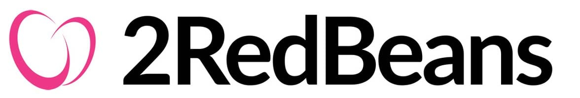 The 2RedBeans logo