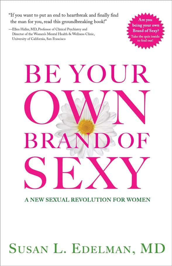 """Be Your Own Brand of Sexy: A New Sexual Revolution for Women"" book cover"