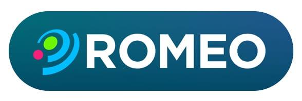 The ROMEO logo