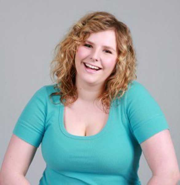 Photo of a woman from BBWDatingWebsites.org