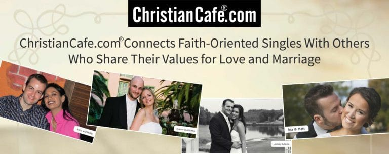 ChristianCafe.com® Connects Faith-Oriented Singles for Love