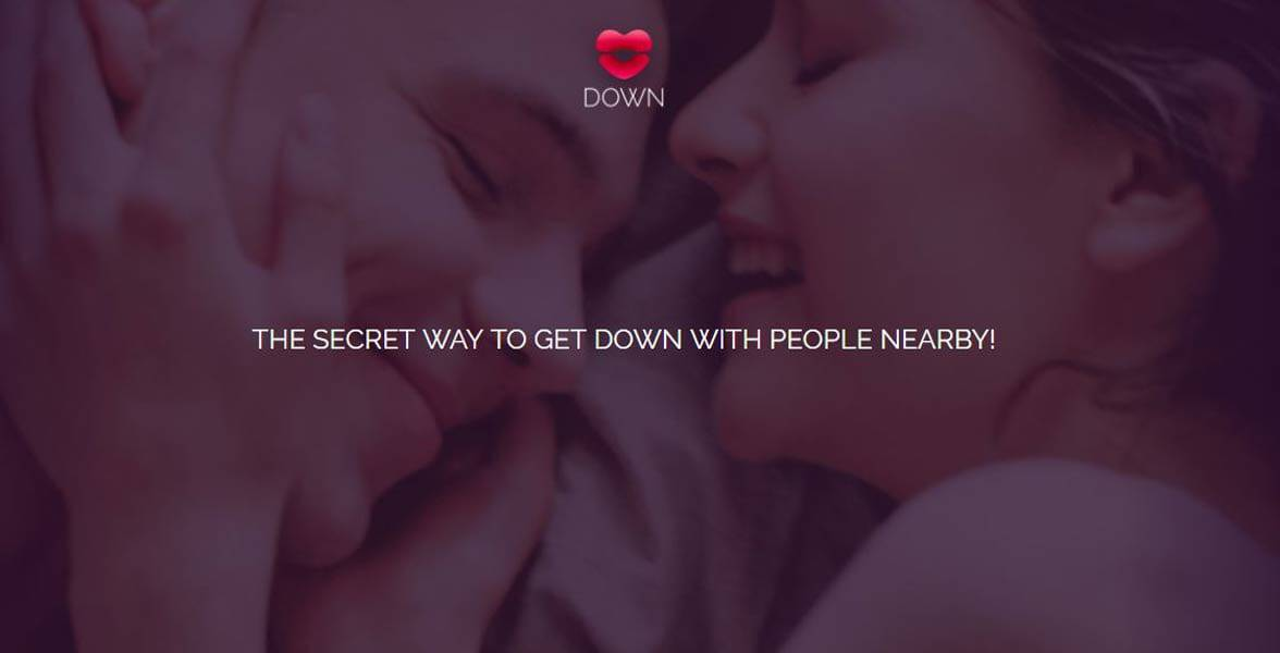 Screenshot of DOWN
