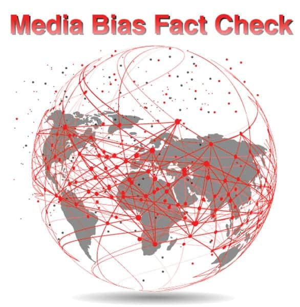 The Media Bias/Fact Check logo