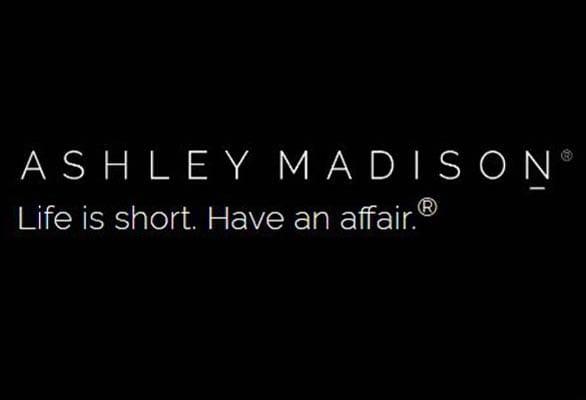 The Ashley Madison's logo