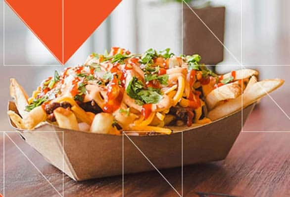 Photo of Chi'Lantro's Original Kimchi Fries