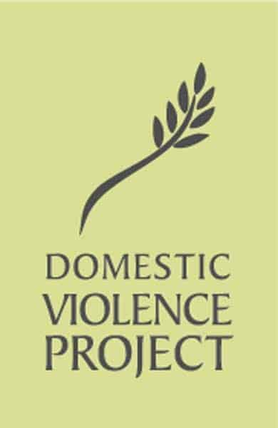 The Domestic Violence Project logo