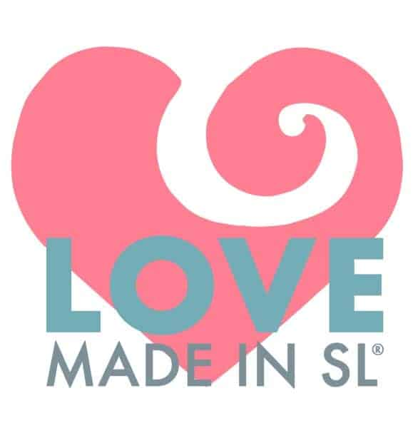 The Love Made in SL logo