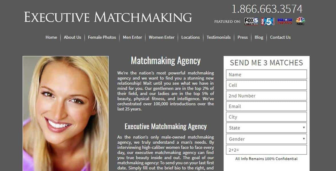 Model matchmaking service