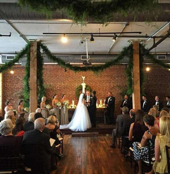 Photo of a Terminus 330 wedding