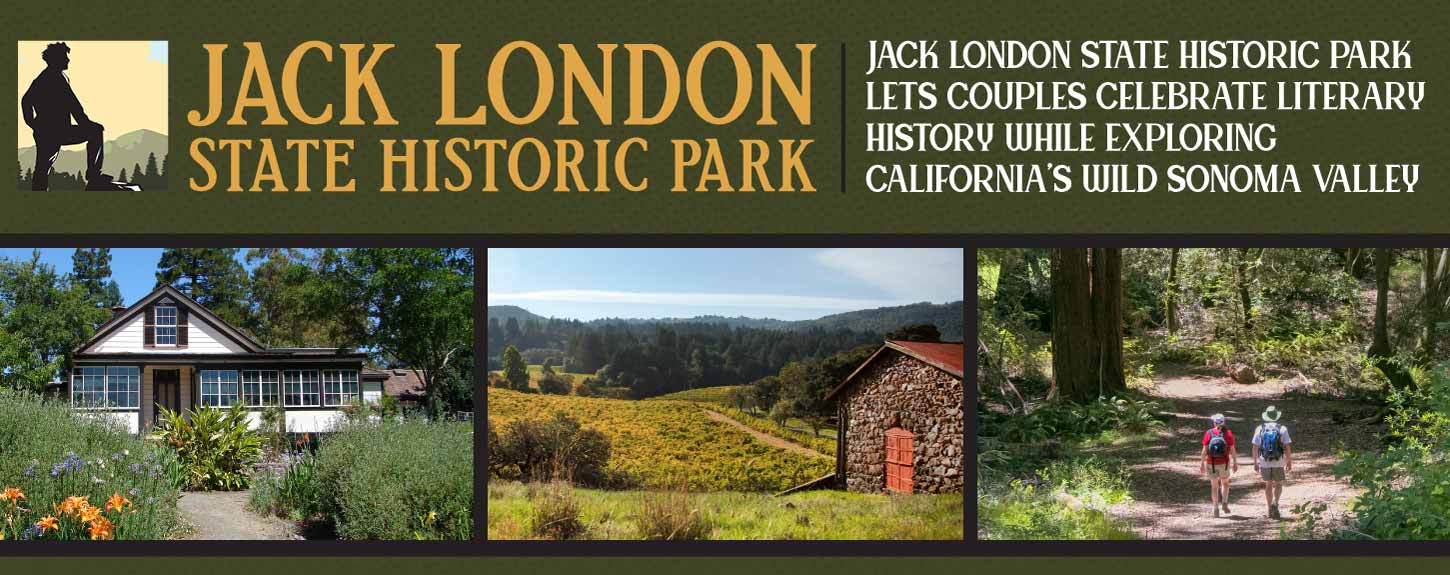 Jack London Park Lets Couples Explore Sonoma Valley