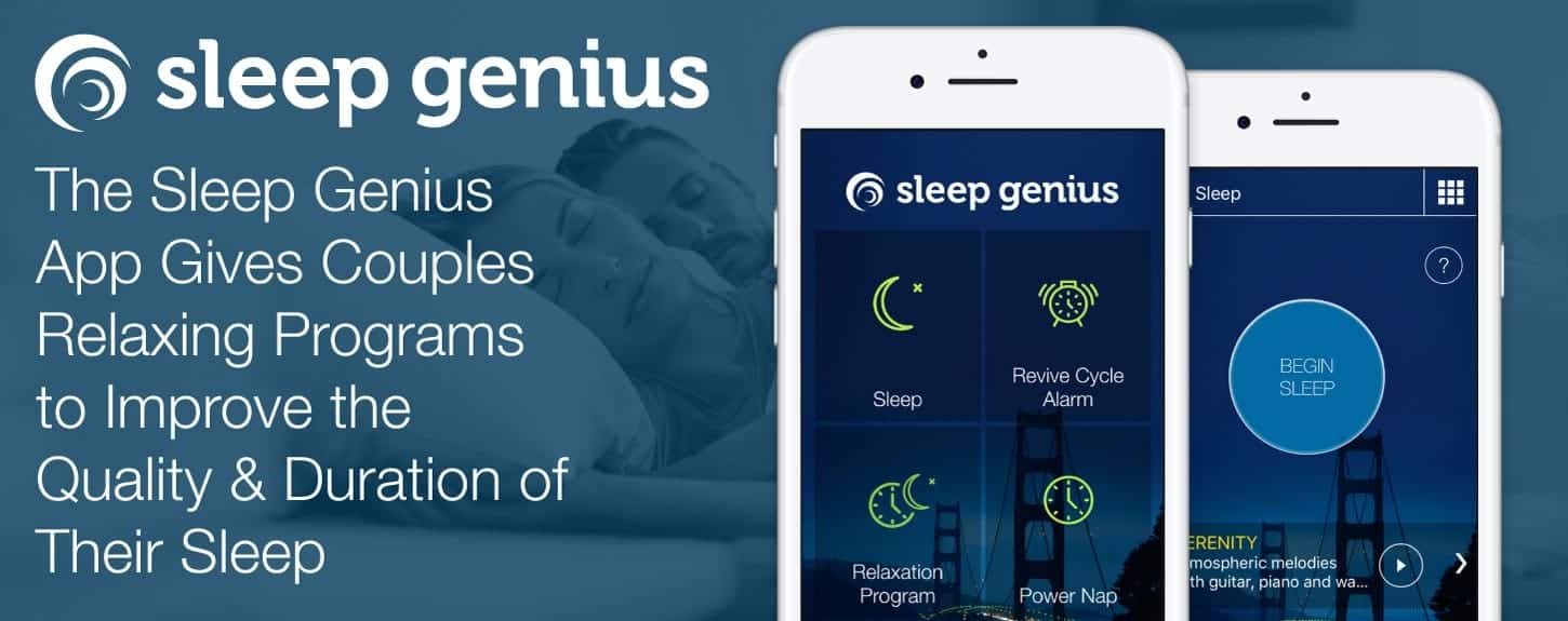 Sleep Genius Helps Couples Improve Quality of Sleep