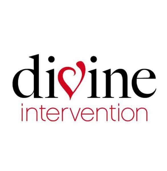 The Divine Intervention logo