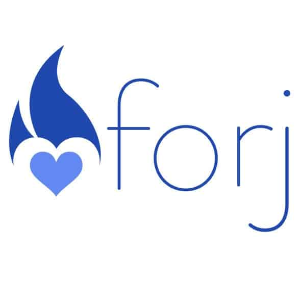 the Forj logo