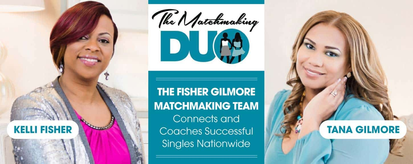 The Fisher Gilmore Matchmaking Team Connects and Coaches Successful Singles Nationwide