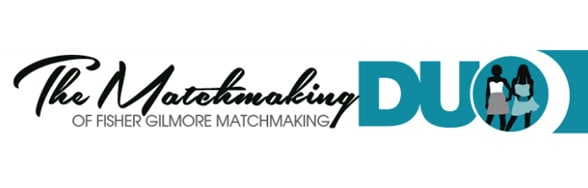 The Fisher Gilmore Matchmaking logo