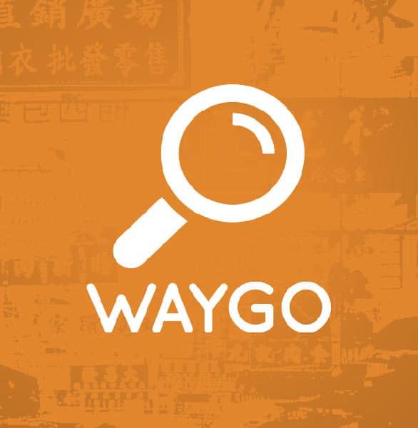 The Waygo logo