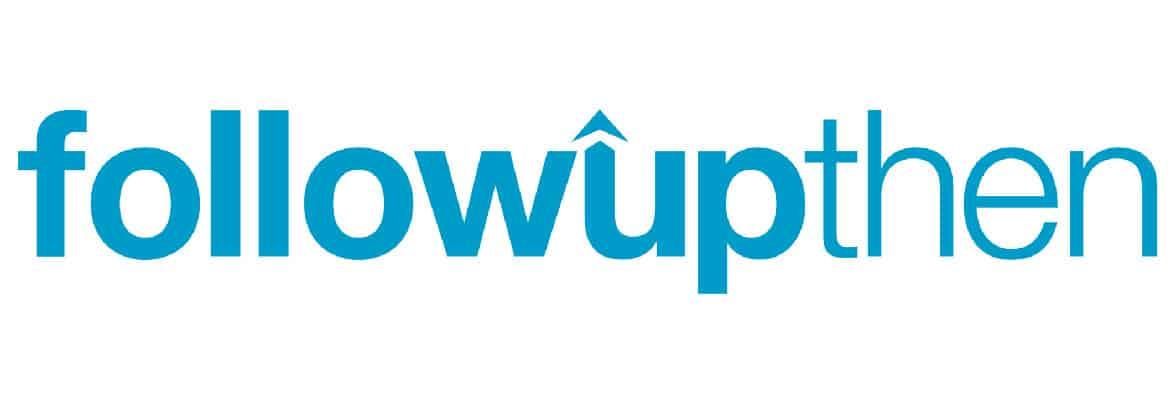 The FollowUpThen logo