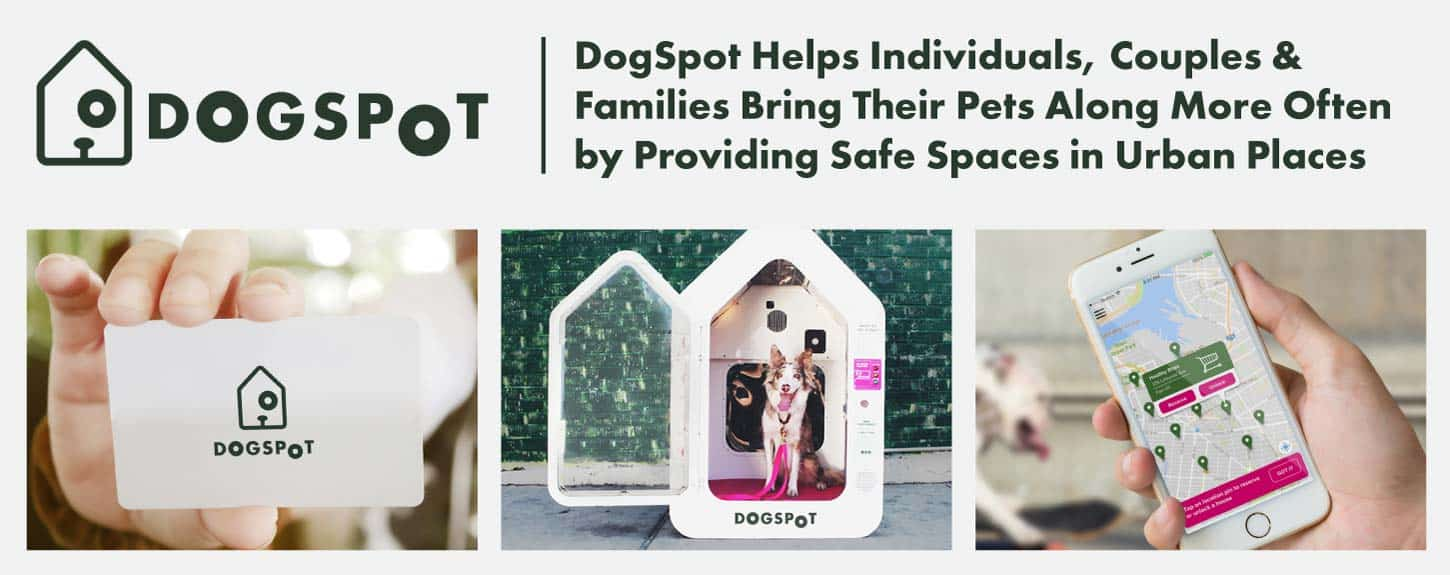 DogSpot Helps Couples Bring Their Pets Along More Often
