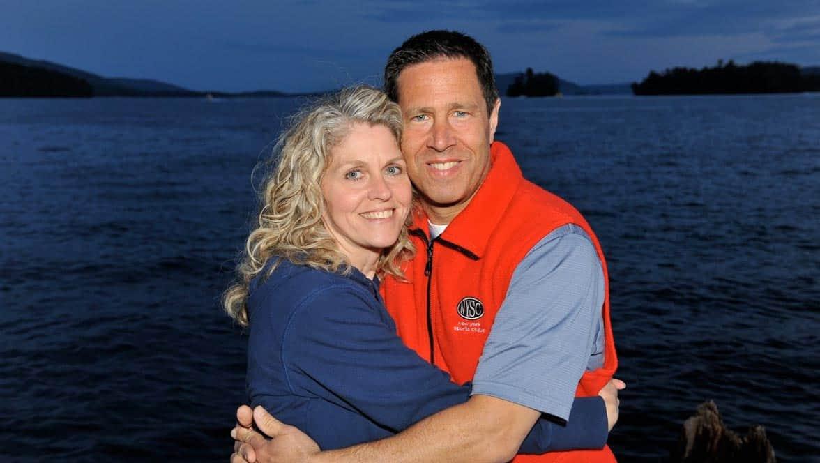 Photo of Tamara Green and her husband David Dachinger