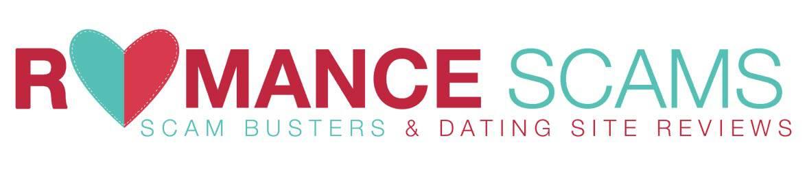 The RomanceScams.org logo