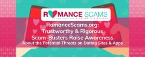 RomanceScams.org Raises Awareness About Online Threats