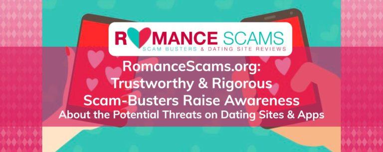 RomanceScams.org Raises Awareness About Online Threats