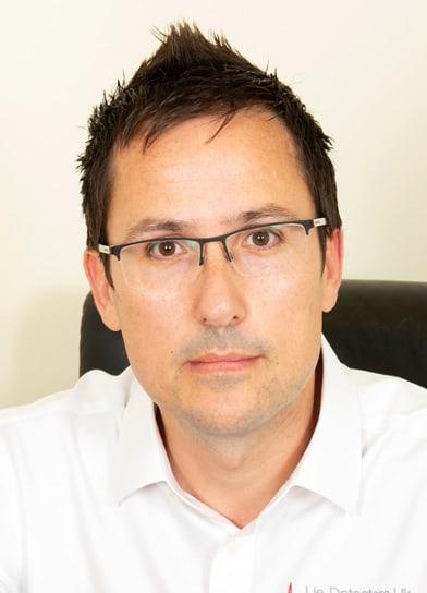 Photo of Lie Detectors UK Founder Jason Hubble