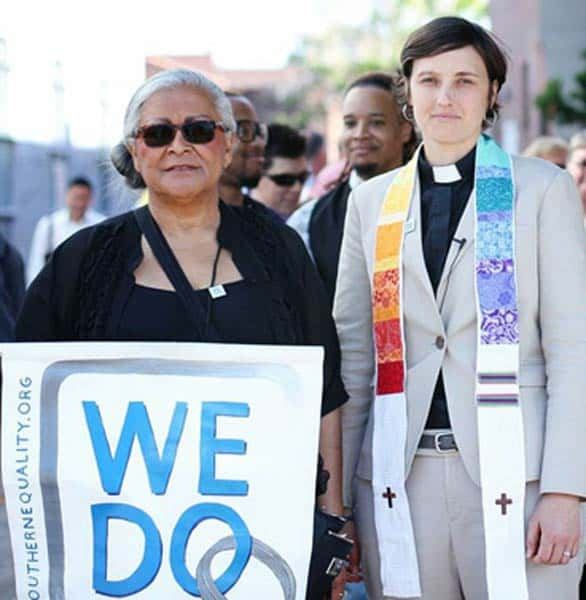 Photo from the WE DO Campaign