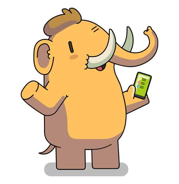 Photo of a Mastodon avatar