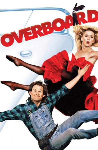"""Overboard"" movie poster"