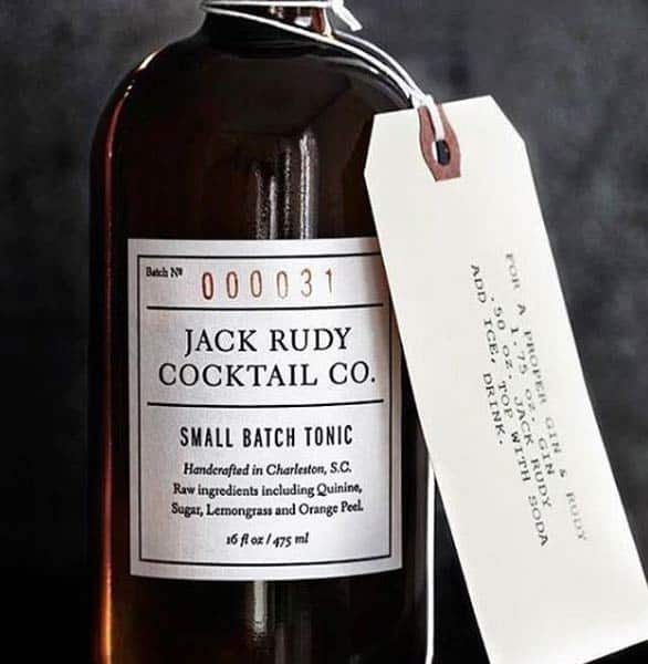 Photo from Jack Rudy Cocktail Co.