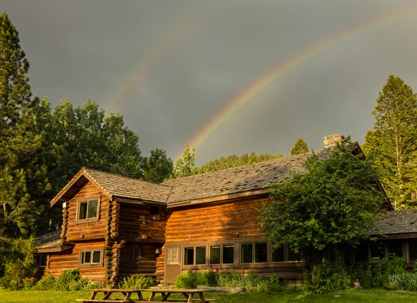 Photo of Feathered Pipe Ranch cabin