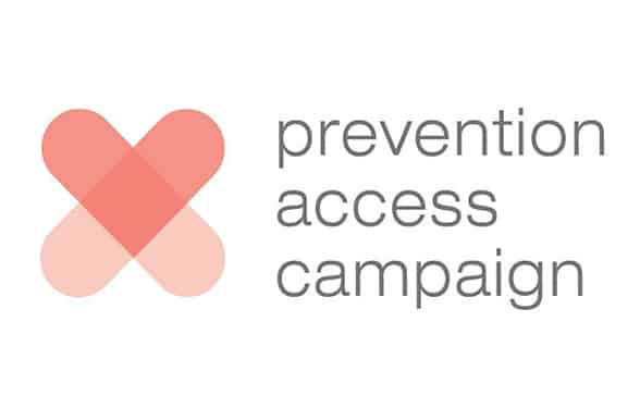 Prevention Access Campaign logo