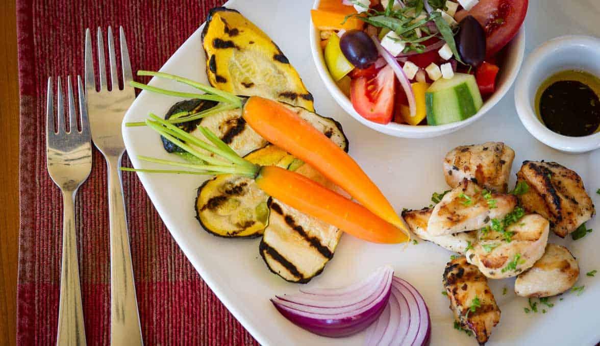 Photo of meal at Mountain Trek