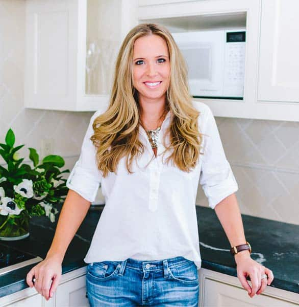 Photo of Abby Larson, Founder of Style Me Pretty