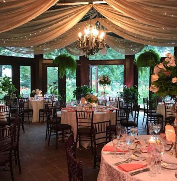Photo of a Gramercy Mansion reception