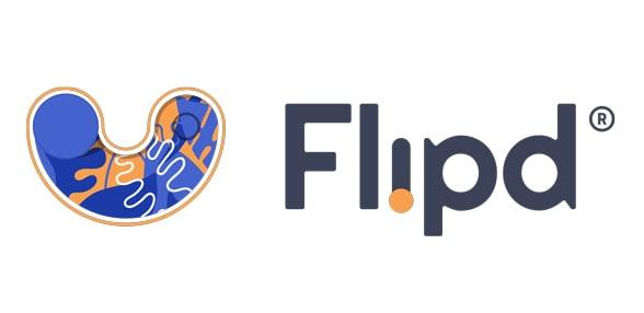The Flipd logo